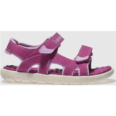 Timberland Pink Perkins Row Sandals Junior