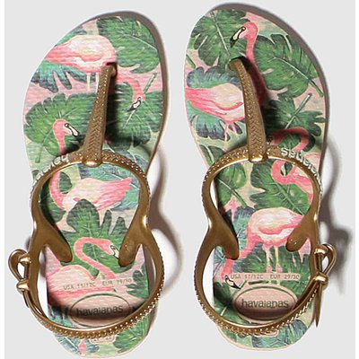 Havaianas Multi Freedom Print Sandals Junior
