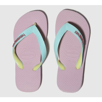 Havaianas Pale Pink Top Mix Sandals Junior