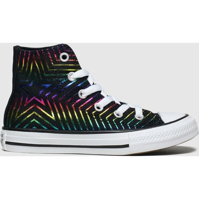 Converse Multi All Star All The Stars Hi Trainers Junior
