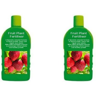 Fruit Plant Fertiliser - Special feed for your Fruit Plants - TWIN PACK