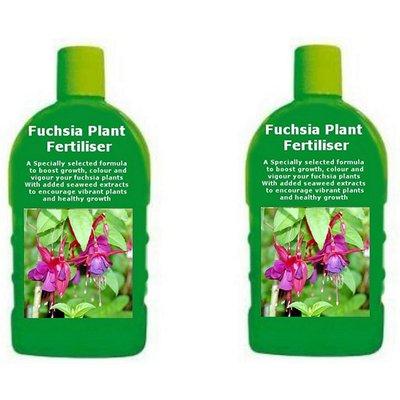 x2 Fuchsia Fertiliser - Special feed for Fuchsia Plants
