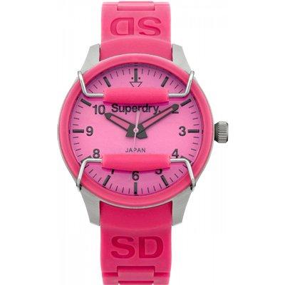 Ladies Superdry Scuba Watch - 5024693102617
