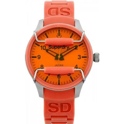 Ladies Superdry Scuba Solar Watch - 5024693106660