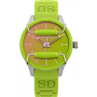 Ladies Superdry Scuba Solar Watch - 5024693106653