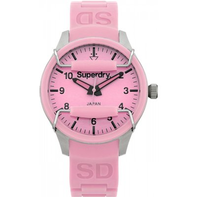 Ladies Superdry Scuba Watch - 5024693106684