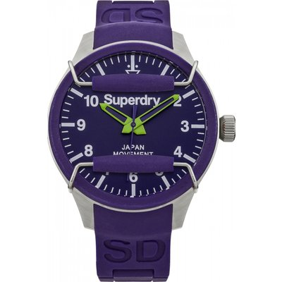 Mens Superdry Scuba Solar Watch - 5024693109708