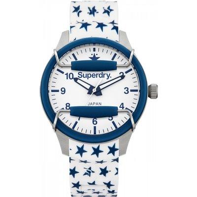 Ladies Superdry Scuba Star Watch - 5024693114696