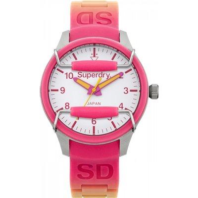 Ladies Superdry Scuba Spectrum Watch - 5024693114603