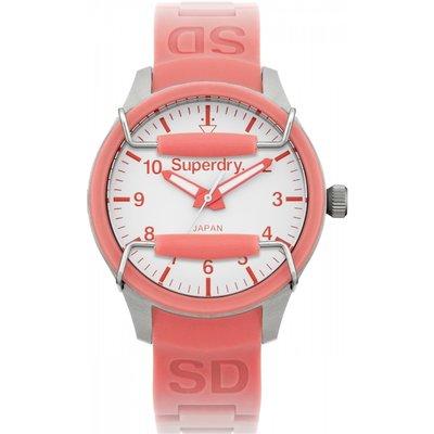 Ladies Superdry Scuba Spectrum Watch - 5024693114627