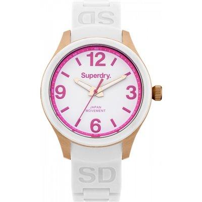 Ladies Superdry Scuba Luxe Watch - 5024693114641