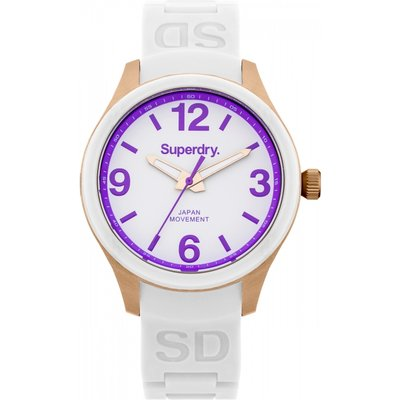 Ladies Superdry Scuba Luxe Watch - 5024693114665