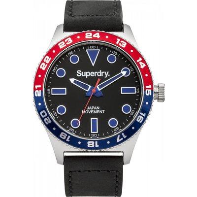 Mens Superdry Retro Sport Watch - 5024693117000