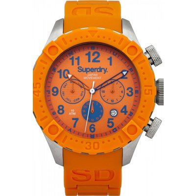 Mens Superdry Scuba Deepsea Multi Watch - 5024693116997