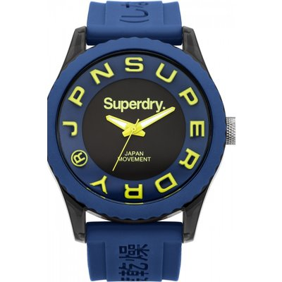Mens Superdry Tokyo Watch - 5024693117086