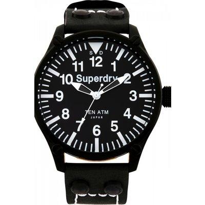 Mens Superdry Aviation Equipment Watch - 5024693120369