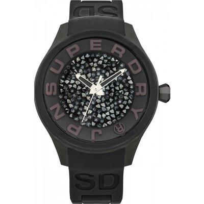Ladies Superdry Scuba Rocks Watch - 5024693120475