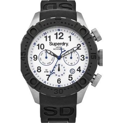 Mens Superdry Scuba Harpoon Watch - 5024693126149