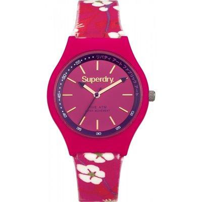 Ladies Superdry Urban Watch - 5024693133826