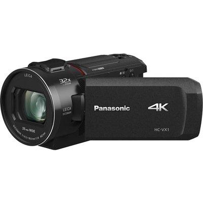 Panasonic HC VX1EB 4K Video Camera   Black - 5025232877720