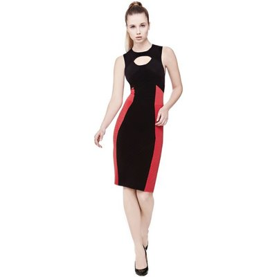 Guess Marciano Dress With Neck Opening