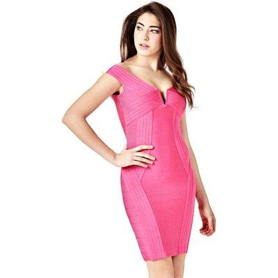 Marciano Guess Marciano Bandage Dress