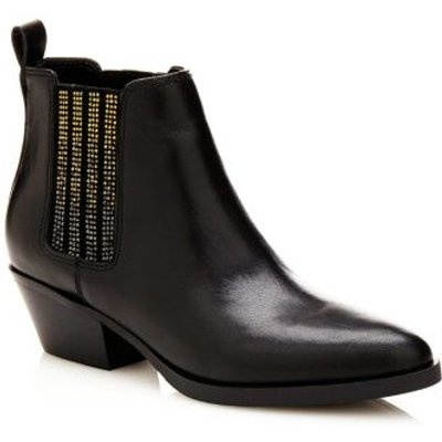 Guess Verla Leather Bootie