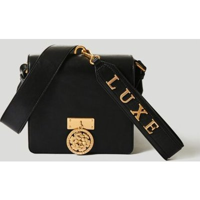 Guess Alexis Leather Crossbody Bag