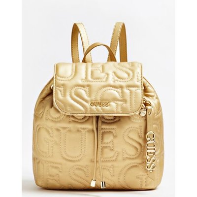 Guess Ginger Large Backpack Embossed Logo