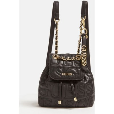 Guess Ginger Small Backpack Embossed Logo