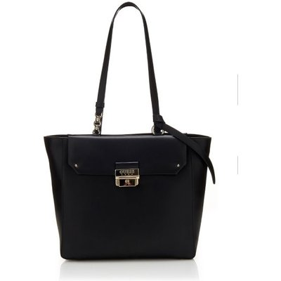 Guess Maelle Leather Shopper - 7613349617360