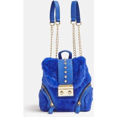 Guess Lavi Faux Fur Backpack