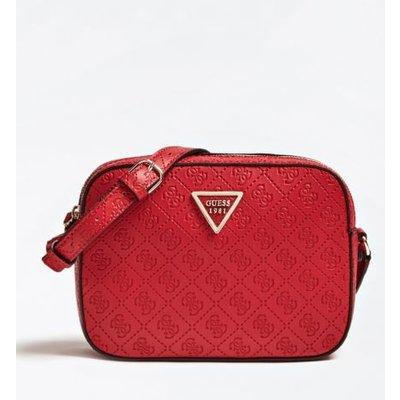 Guess Kamryn Embossed Logo Crossbody Bag