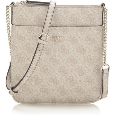 Guess Joleen Logo Shoulder Bag, Grey