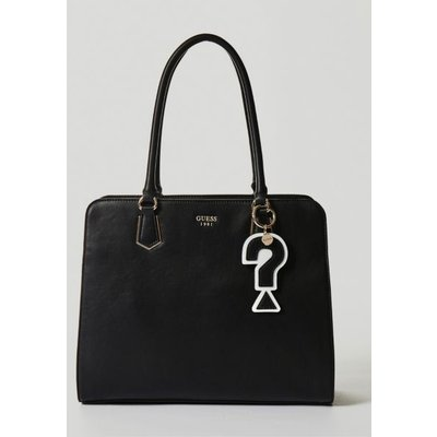 Guess Felix Shoulder Bag With Charm