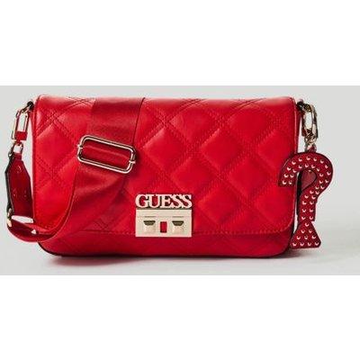 Guess Status Crossbody Bag Charm
