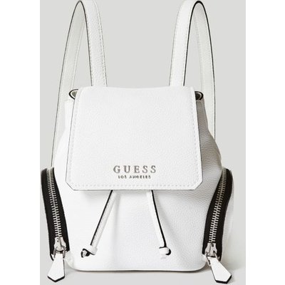 Guess Sally Coated-Look Backpack