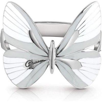 Guess Tropical Dream Rigid Bracelet, Silver