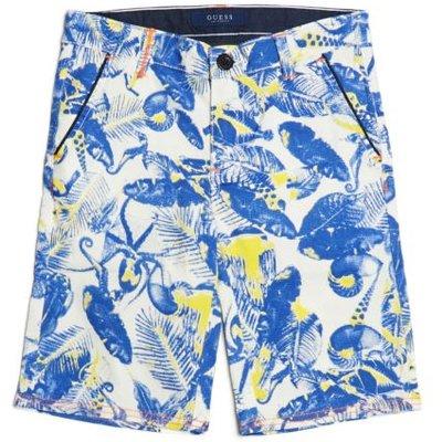 Guess Chino Shorts With Print