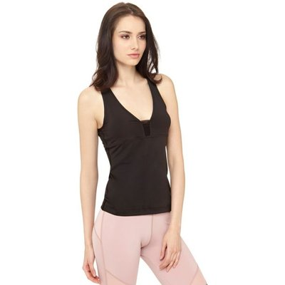 Guess Top In Transparent Fabric