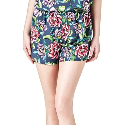 Guess Nature Print Shorts