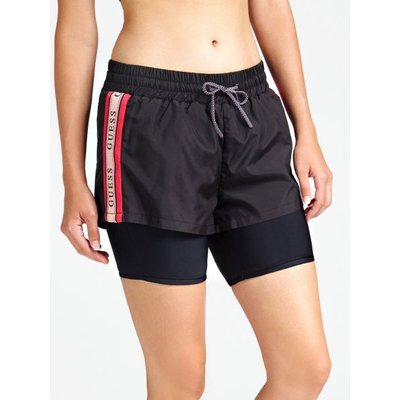 Guess Side Panel Logo Shorts