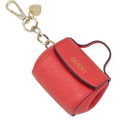 Guess Logo Bag Keyring