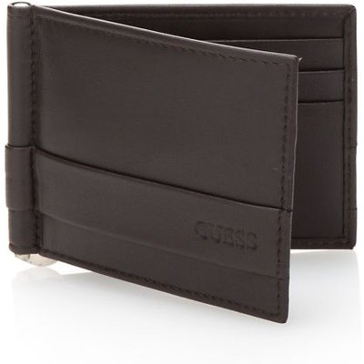 Guess Liam Leather Card Case - 7613359446141