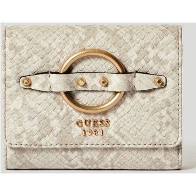 Guess Dixie Python-Look Wallet