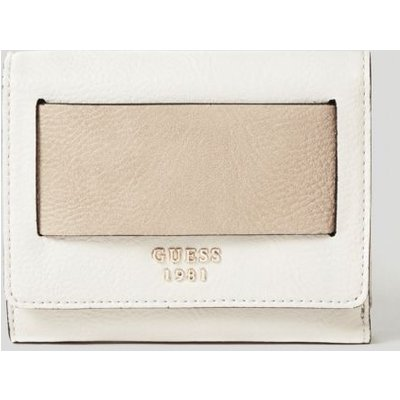 Guess Moritz Wallet With Strip