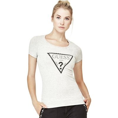 Guess Logo Print T-Shirt