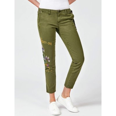 Guess Detail Front Trouser