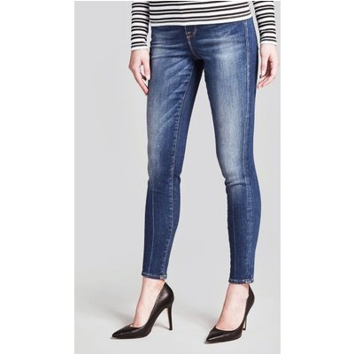 Guess Low-Waist Skinny Jeggings