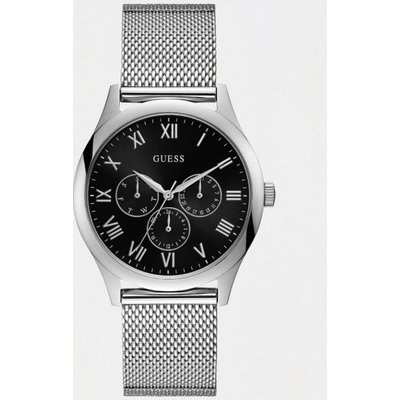 Guess Stainless Steel Multi Function Watch - 091661485329